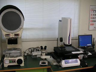 2次元画像測定機